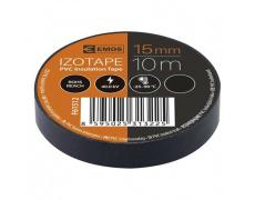 PÁSKA elektro 15mm 10m černá , elektroizolační páska