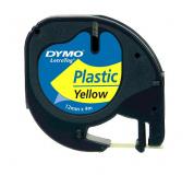 DYMO páska LetraTag 59423 - žlutá