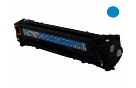 HP CB541A modrá kompatibilní toner 1400stran , CB 541A , CB541 A ,HP CB541A modrý LaserJet CP1215, CP1515