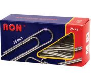 Aktové spony RON 475 75mm  25ks