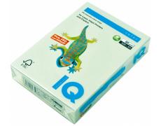 Barevný papír IQ COLORS GN27 A4 160g světle zelená 250listů
