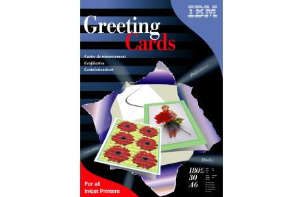 Blahpřání +obálky IBM 30ks+30ks