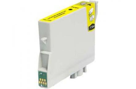 Epson T055400 žlutá kompatibilní kazeta 13ml s chipem