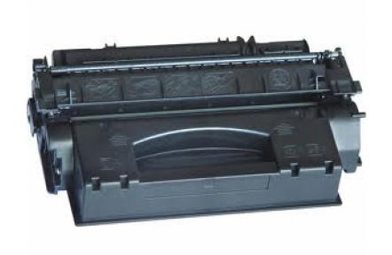 Kompatibilní toner HP Q7553X černá +CHIP  7000s , Kompatibilní toner HP Q7553X HP LaserJet P2015, ,Q 7553X , Q7553 X, CRG715, CRG 715