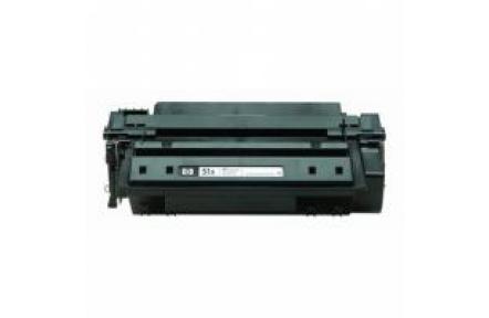 Kompatibilní toner HP Q7551X černá 13000s Q 7551X