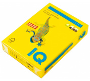 Barevný papír IQ COLOR IG50 A4 80g intenzivní žlutá 500listů