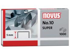 Drátky do sešívaček NOVUS NO.10  1000ks
