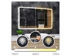 Dotykový vypínač 3 v 1 k LED zrcadlu, LED