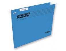 Závesné deky PENDAFLEX STANDARD modrá 25ks