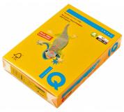 Barevný papír IQ COLOR AG10 A4 80g starozlatá 500listů