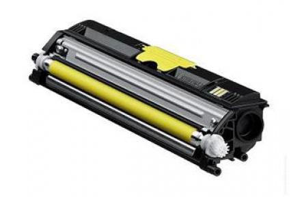 Toner Konica Minolta MagiColor 1600 W, A0V306H, yellow