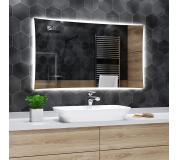 Koupelnové zrcadlo s LED podsvětlením 200x80cm LISBONA