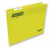 Závesné deky PENDAFLEX STANDARD žlutá  25ks
