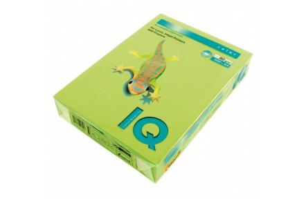 Barevný papír IQ COLOR MA42 A4 80g májově zelená 500listů