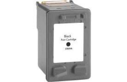HP C9351 č.21 černá,kompatibilní inkoustová kazeta, 23ml , C 9351, C9351
