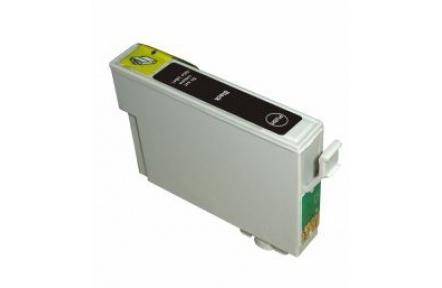 Epson T1291 Black kompatibilní inkoustová náplň pro Stylus SX420W SX425W SX525WD BX305F BX320FW černá, 14ml,T 1291, T-1291 , C13T129140,