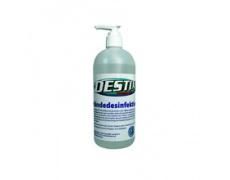 Dezinfekční gel na ruce, 500ml s pumpičkou