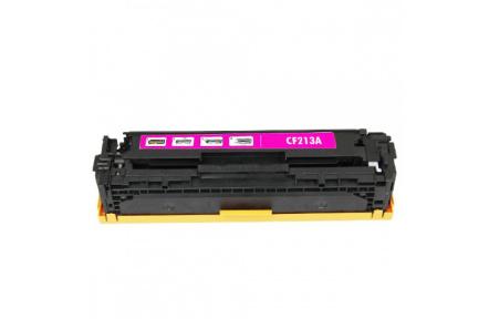 Toner HP CF213A (No:131A) kompatibilní kazeta  červená 1900stran ,LaserJet 200 Color M251NW / 200 Color M276N