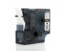 DYMO páska D1 45803 19mm x 7m černo/bílá kompatibilní páska