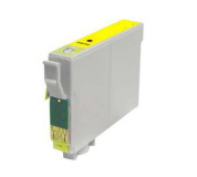 Epson T0804 YL žlutá 13ml +CHIP 100%NEW kompatibilní kazeta  T0804411