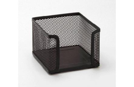 Stojánek na špalíček drátěný černý velký , drátěný program