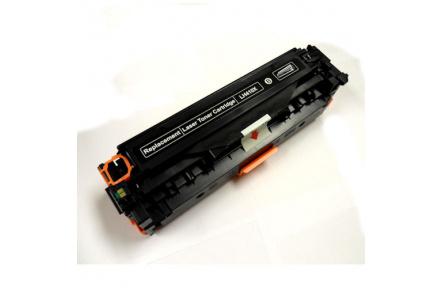 HP CE410X, Black, 305X , kompatibilní toner