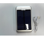 Power banka 6000 mAh solární  ,LPB-801, externí baterie