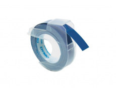 Páska Dymo 3D, 9 mm x 3 m, modrá, S0898140