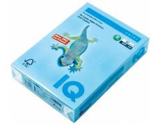 Barevný papír IQ COLOR MB30 A4 160g středně modrá 250listů