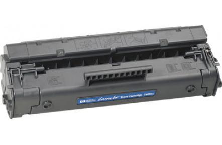 Toner HP C4092A kompatibilní kazeta  pro HP LJ 1100/3200 black 2500stran