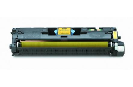 Kompatibilní toner HP Q3962A žlutá reman. 4000stran X-YKS Q 3962