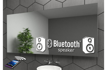 Bluetooth reproduktor k zrcadlu ALAS