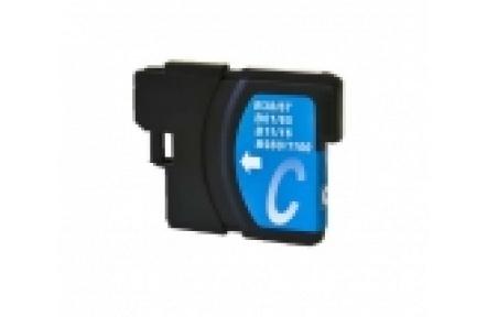 Brother LC1100/LC980 modrá 13ml kompatibilní kazeta LC 1100, Print IT LC-980/LC 1100, azurová