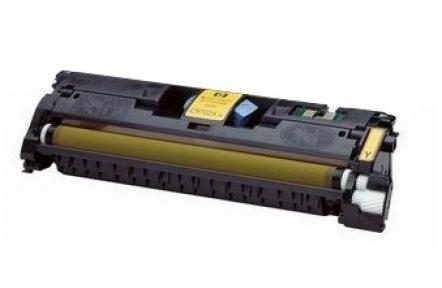 Kompatibilní toner HP C9702A žlutá 4000stran X-YKS