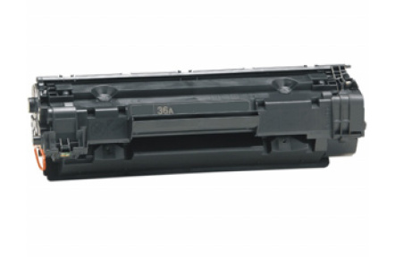 Kompatibilní toner HP CB436A černá 100% NEW 2000stran KAPRINT CB 436 A , CB436 A , 36A,CRG713