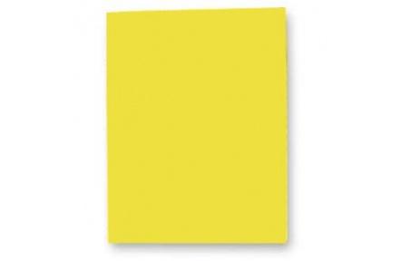 Mapa odkládací bez klop prešpanová žlutá 1ks prešpanové desky