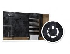 Dotykový vypínač se stmívačem k LED zrcadlu LED
