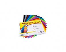 Barevné papíry A4 80g 60ls mix barev
