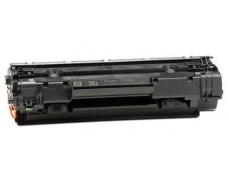 HP CB436 A černá 2000stran kompatibilní toner CB 436 , CB436A CRG713, Kompatibilní toner HP CB436A, 36A, KA print