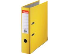 Pořadač pákový A4 ECONOMY 7,5cm žlutý