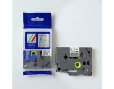 Kompatibilní páska Brother TZ-M911 / TZe-M911, 6mm x 8m, černý tisk / stříbrný podklad