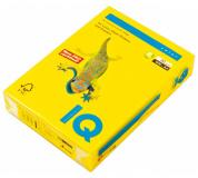 Barevný papír IQ COLORS IG50 A4 160g intenzivní žlutá 250listů