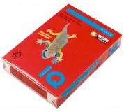 Barevný papír IQ COLORS CO44 A4 160g červená 250listů