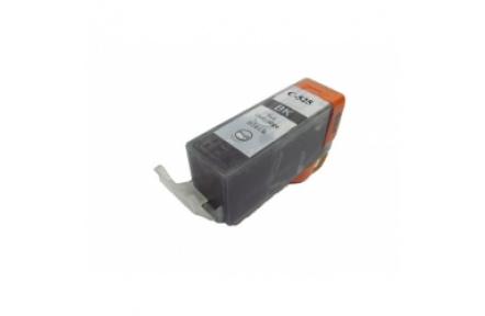 Canon PGI525 BK černá S CHIPEM, 21 ml, kompatibilní inkoustová kazeta pgi 525, pgi-525 , Canon PGI-525 PGBk černá barva