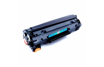 Kompatibilní toner HP CB435A černá 2000stran 100% NEW,  CB435 , CB 435 A ,CRG712, HEWLETT PACKARD Toner HP CB435A
