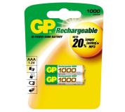 Baterie GP 1000mAh AAA