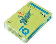 Barevný papírIQ COLORS LG46 A4 80g olivově zelená 500listů