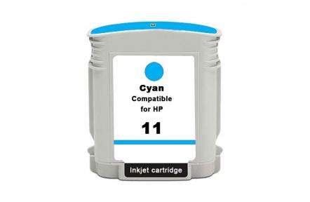 HP C4836 č.11 modrá,100%NEW kompatibilní, 28ml, 1750stran , C 4836,Print IT C4836, č.11, azurová