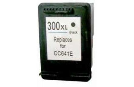 HP CC641XL č..300XL černá 16ml ,kompatibil KAPRINT, CC641 XL , CC 641XL, 300 XL CC640 ,CC 640