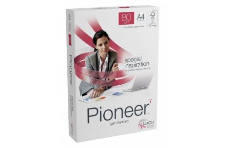 Papír xerografický PIONEER A4 80g 500archů A+